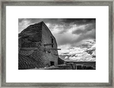 Strange Architecture Framed Print by James Barber