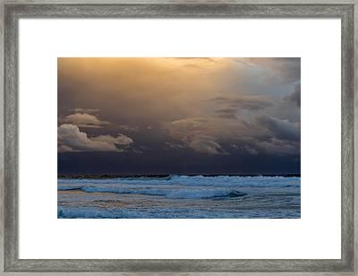 Strange Sky Framed Print by Stelios Kleanthous
