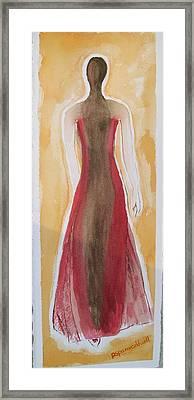 Stranger Framed Print by Patricia Caldwell