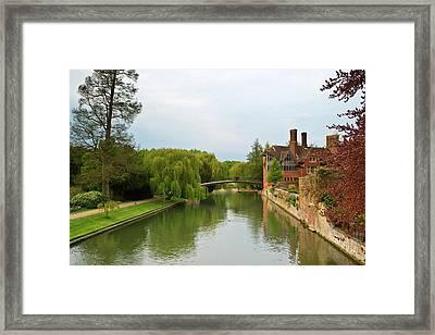 Stratford Upon Avon 2 Framed Print by Douglas Barnett