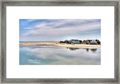 Strathmere Framed Print