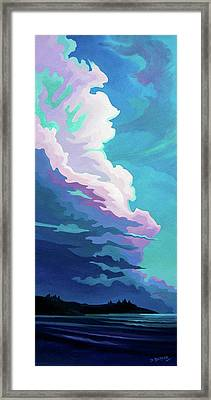 Stratocumulus Framed Print by Dianne Bersea