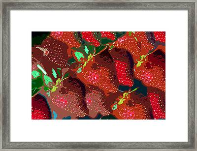 Strawberry Fields Forever Framed Print by David Lee Thompson
