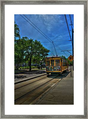 Street Car 435 Framed Print by Marvin Spates