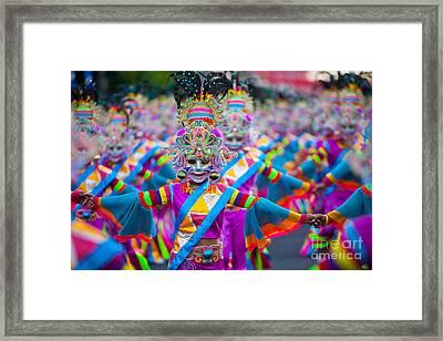 Street Dance 2 Framed Print
