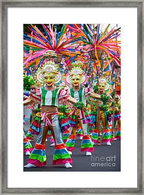 Street Dance 3 Framed Print