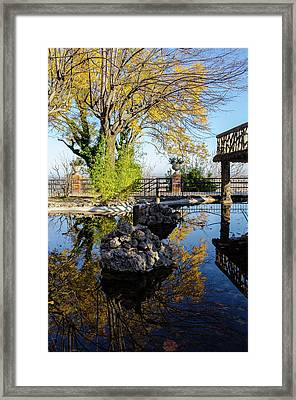 Streets Of Italy - Guardiagrele 4 Framed Print by Andrea Mazzocchetti