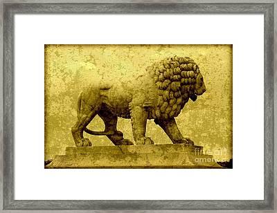 Strength Framed Print by Carol Groenen