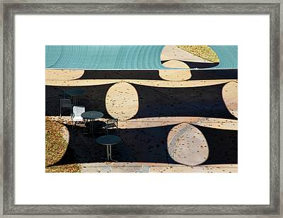 Stretched Canvas Framed Print by Ross Odom