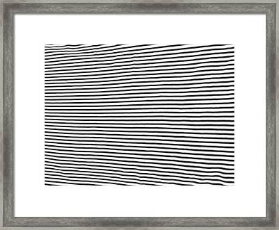 Striae. 2062. Framed Print by Andy Za
