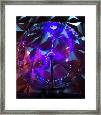 Striking Framed Print