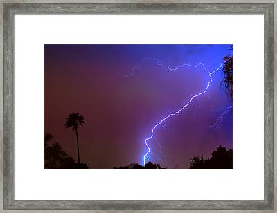 Striking Out Framed Print by James BO  Insogna
