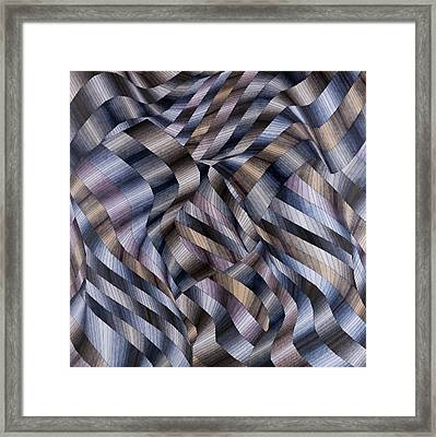 String Theory Framed Print by George Sanen