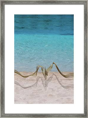 String Theory - Parallel Worlds Framed Print
