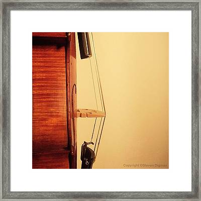 String Theory  Framed Print