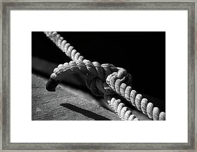 Strong As Ever Framed Print