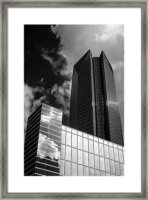 Structural Framed Print