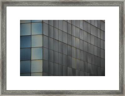 Structure 5 Framed Print
