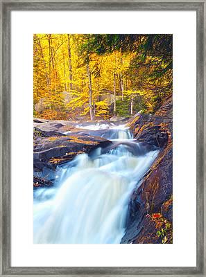 Stubbs Falls I Framed Print