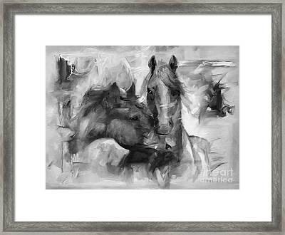 Stubbs Framed Print