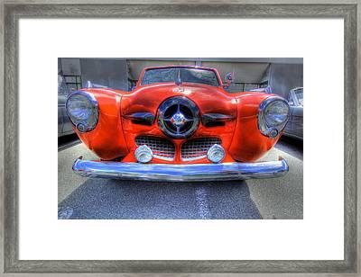 Studebaker Framed Print by Naman Imagery