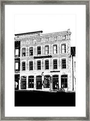 Studio 1022 Framed Print