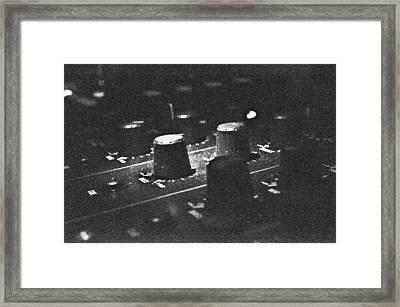 Studio Framed Print by Jason Lee