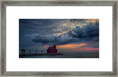 Sturgeon Bay 4 Framed Print