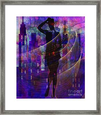 Stylin5 Framed Print by Sydne Archambault