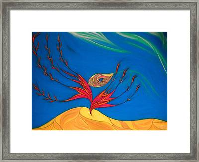 Suantraigh Framed Print