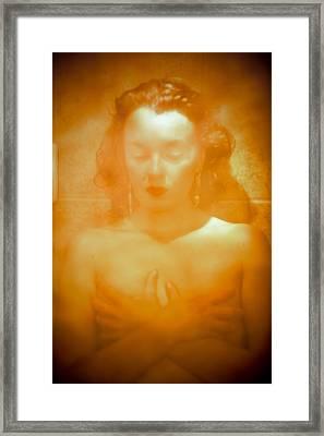 Subdued Glamor Framed Print by Scott Sawyer