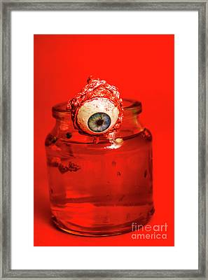 Subject Of Escape Framed Print by Jorgo Photography - Wall Art Gallery