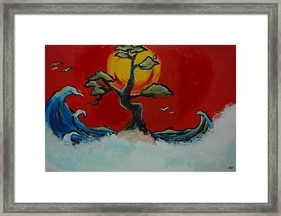 Sublime Inspiration  Framed Print