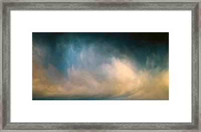 Sublime Seascape Framed Print