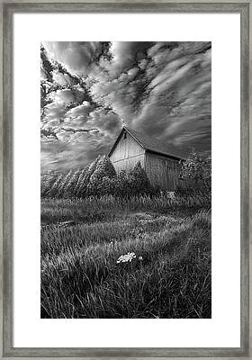 Sublimity Framed Print by Phil Koch