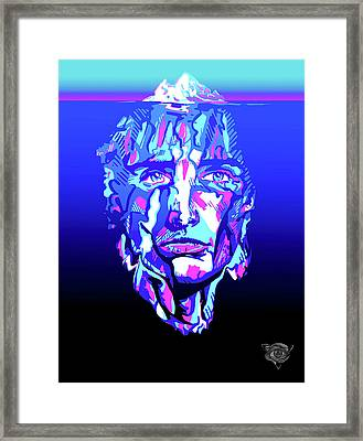 Submerged Subconscious  Framed Print by Liam Reading