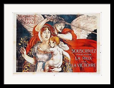 Great Mother Framed Prints