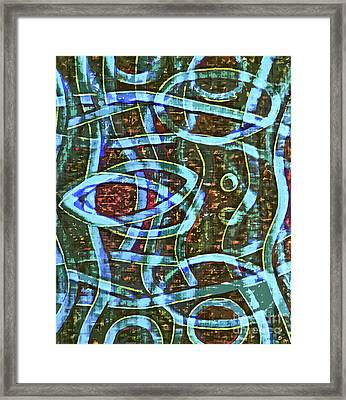 Subterraneans Framed Print