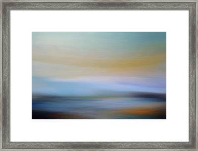 Subtle Beginning Framed Print by Dan Sproul