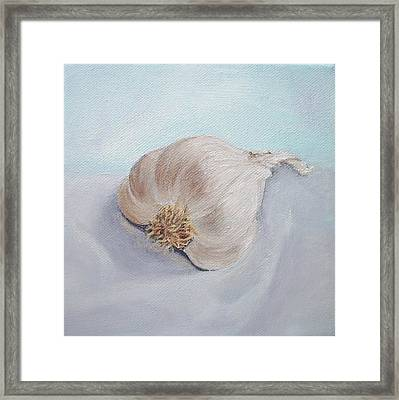 Subtle But Strong Framed Print