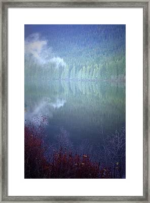 Subtle Reflections 2 Framed Print