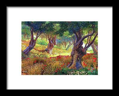 Carmel Framed Prints