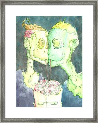 Such A Perfect Night Framed Print by Jonathan Arras