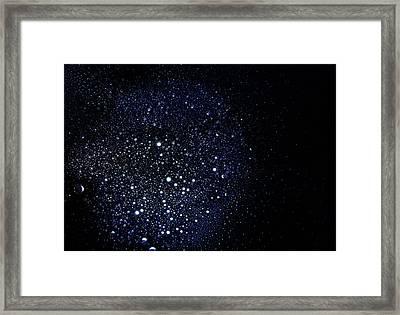 Sud Galaxy  Framed Print