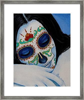 Suenos Pacificos Framed Print by Al  Molina