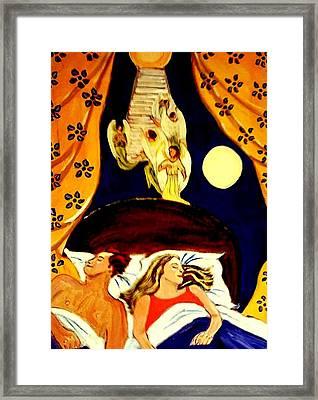 Suenos Framed Print by Rusty Gladdish