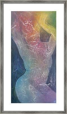 Suffering Bodhisattva Framed Print