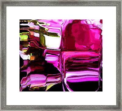 Sugar Plum Jam Framed Print by Mindy Newman