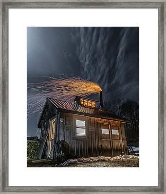Sugarhouse 2017 Framed Print