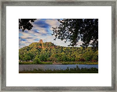 Sugarloaf II Framed Print